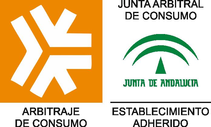 Sello de Garantía de Comercio registrado en Arbitraje, organismo perteneciente a la Junta de Andalucía